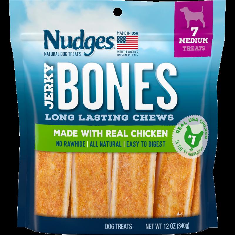 Nudges Jerky Bones - Chicken