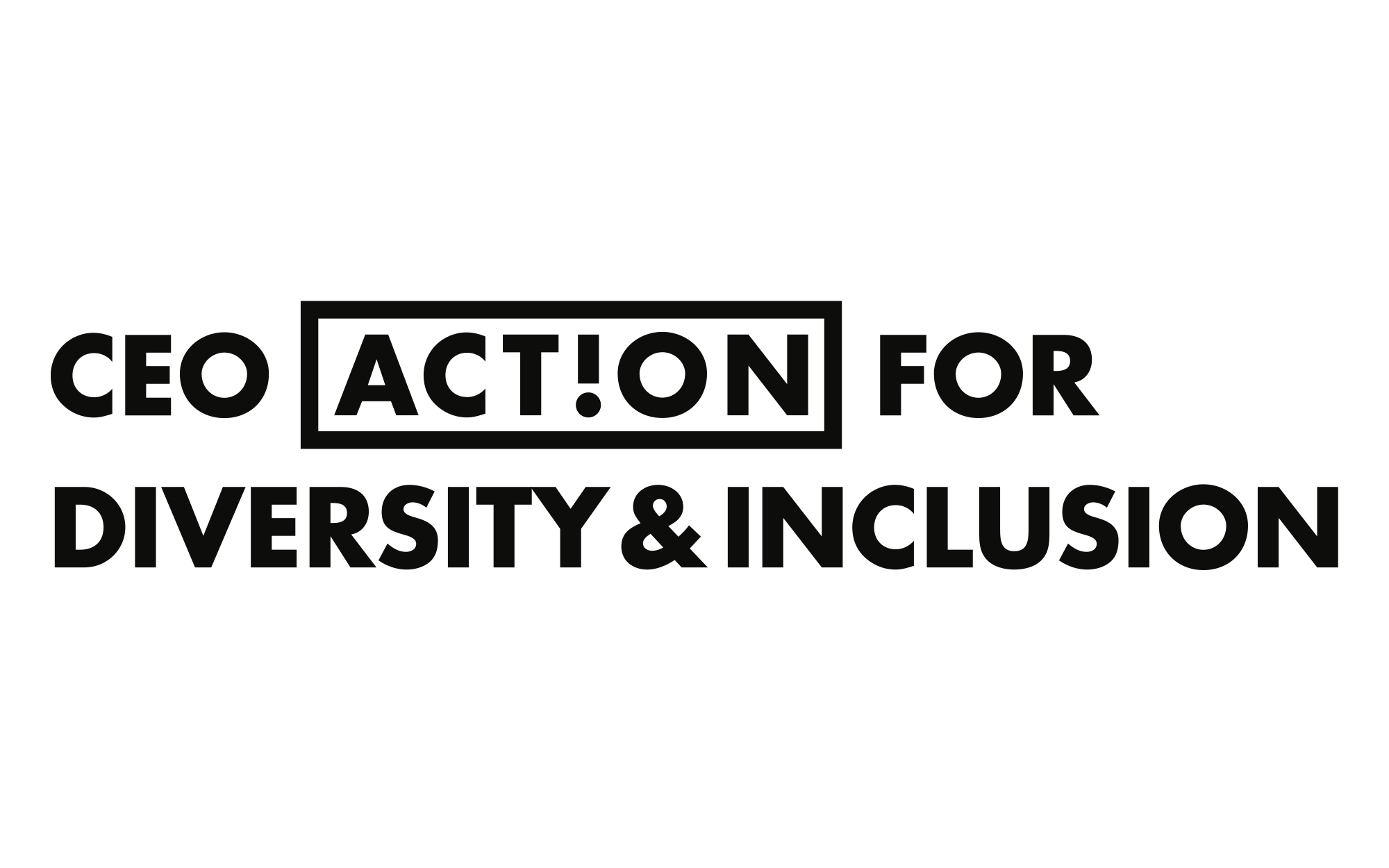 CEO Action Diversity and Inclusion