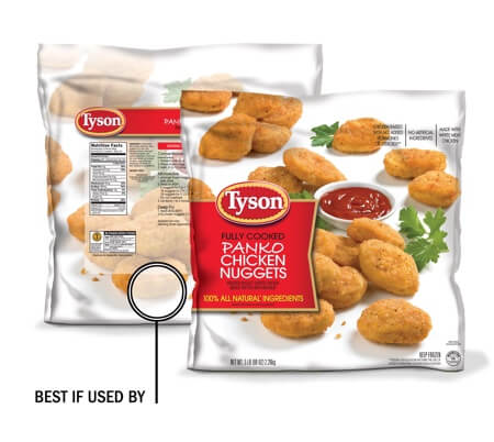Voluntary Recall Of Chicken Nugget Bags Sold At Costco Tyson Foods